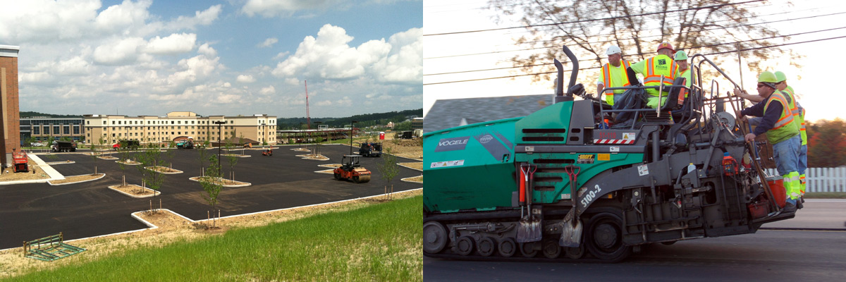 Heavy Highway / Municipal /Commercial Asphalt Construction